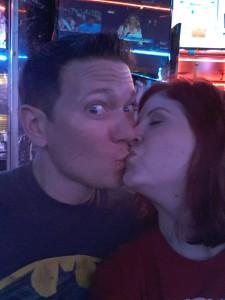 Metro Kisses