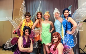 BASE Camp Pixie Hollow with Guardians of Justice