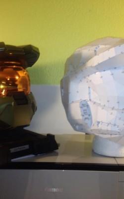 Mark VI Helmet build