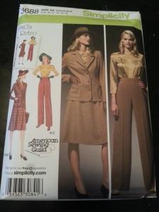 Simplicity pattern sale